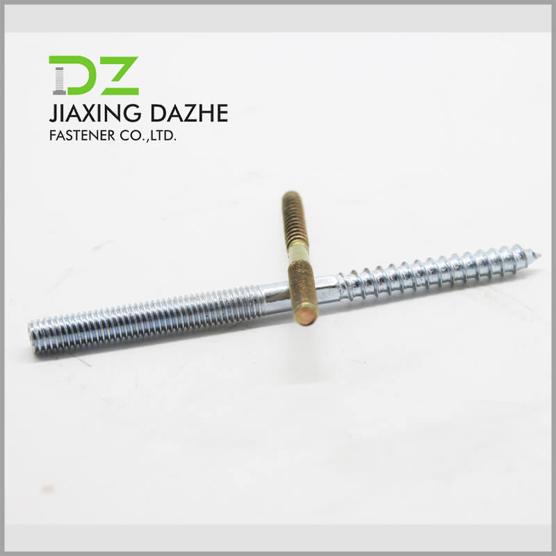 double head screw