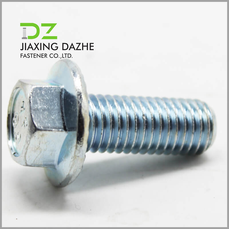 DIN6921 Hex Flange Bolt
