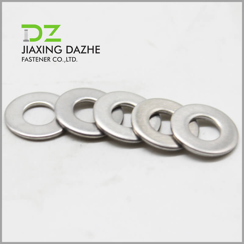 Stainless steel USS Flat washer